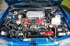 subaru wrc engine 1998 subaru impreza sti 22b expected to sell for 100 000 at auction