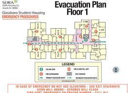 fire evacuation floor plan celebrationexpo org
