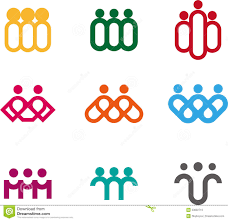 design people logo element royalty free stock image image 33802716