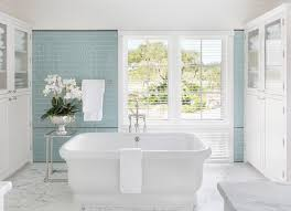Glass Bathroom Tile Ideas Bathroom Glass Tile Ideas Home Design Ideas And Pictures