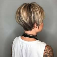 short haircuts with weight line in back short stacked bob hairstyles back hair cuts pinterest short