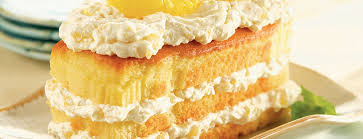 dole golden layer cake dessert recipes dole packaged foods