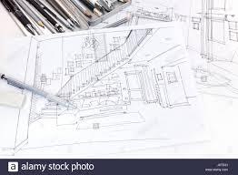 interior design sketches stock photos u0026 interior design sketches