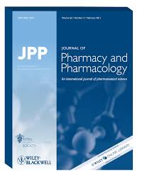 pharmaceutical press journal of pharmacy and pharmacology