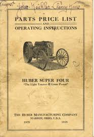farm tractor catalog massey harris twin city rumely ihc