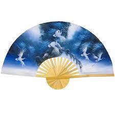 oriental fans wall decor oriental cranes in bliss oriental fan wall décor products