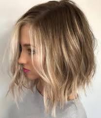 can fine hair be cut in a lob 10 medium length styles ideal for thin hair blonde lob lob