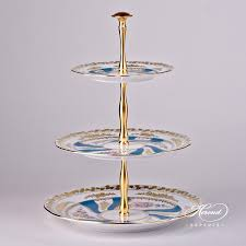 tier stand cake stand 3 tier colette herend experts