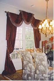 Swag Curtains For Dining Room 251 Best Swags Images On Pinterest Curtains Window Treatments