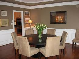 beautiful round dining room set sets with lovable decor for