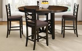 Turned Pedestal Bistro Table Fashionable Indoor Bistro Table And Chairs Design Ideas And Decor