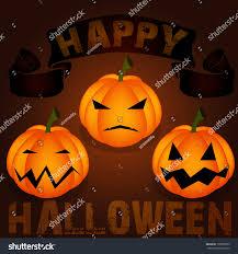 happy halloween poster stock vector 158578595 shutterstock