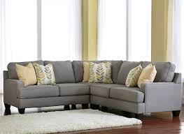 Sectional Sofas Fabric Gray Fabric Sectional Sofa Baxton Studio Alcoa Gray Fabric Modular