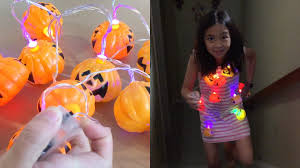 kingsolar pumpkin set of 16 halloween string led lights jack