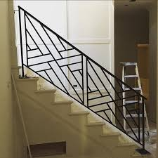 Metal Banister Rail Best 25 Metal Handrails Ideas On Pinterest Stair Railing Design