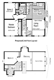 chester chalet modular home floor plan chester select 2