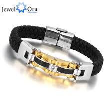 luxury man bracelet images Luxury brand jewelry golden men bracelet 316l wrap stainless steel jpg