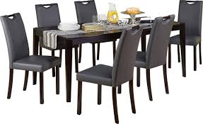 cox 7 piece dining set u0026 reviews allmodern