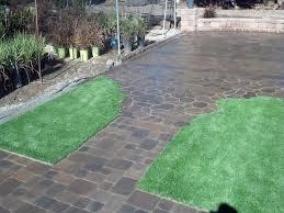 Synthetic Grass Backyard Best Artificial Grass Coal Creek Colorado Landscape Ideas
