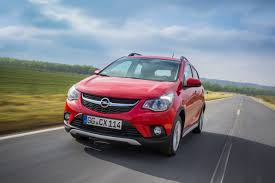 opel karl interior ready to rumble new opel karl rocks now at dealers