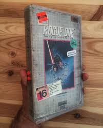 artist creates vhs covers for recent movies and series and the