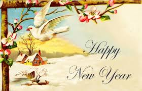 new year greetings for someone special merry and happy