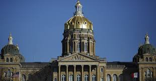 Iowa State Capitol by Iowa Secretary Of State U0027s Office Released Statistics That Its Own