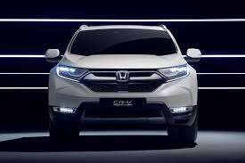 pics of honda crv hybridised honda suv cr v hybrid prototype hits frankfurt by
