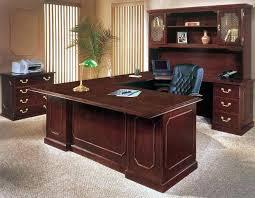 Luxury Office Desks Large Executive Desks Big Office Desk Large Executive End Desk