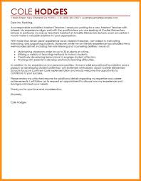 sample cover letter for teacher assistant cover letter layout uk gallery cover letter ideas