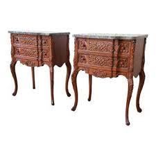 vintage u0026 used french nightstands chairish
