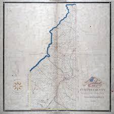 Metro Atlanta County Map by Mapping Metro Atlanta