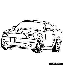 ford coupe v8 rod 1932 coloring winner track race car