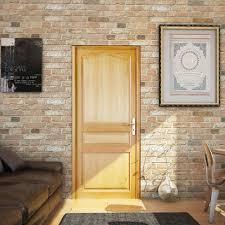 porte interieur en bois massif portes intérieures pasquet menuiseries