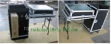 Dj Table Stand 16u Rack Case Slant Mixer Laptop Stand Dj Table Shop For