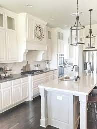 grey kitchen island best 25 white kitchen island ideas on white granite