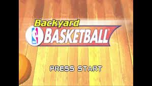 baloncesto retro backyard basketball 2004 youtube