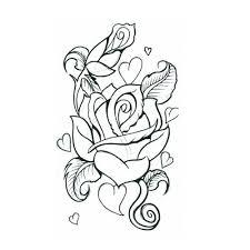 136 best roses to color images on pinterest mandalas patterns