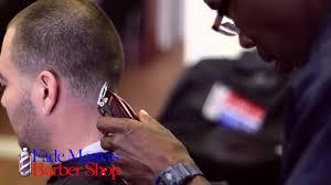 fade masters barber shop san antonio tx youtube