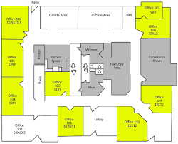 Cubicle Floor Plan by Available Units Mre Office