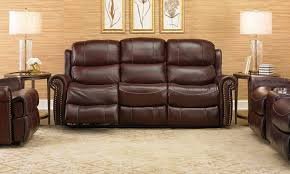 Power Recliner Leather Sofa Castaño Power Reclining Leather Sofa The Dump America S