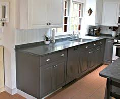 Gray Painted Kitchen Cabinets by Multi Coloured Cabinets Benjamin Moore White Cabinets And Gray