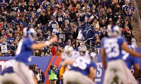 new york giants fan forum why were there so many cowboy fans in metlife last sunday new