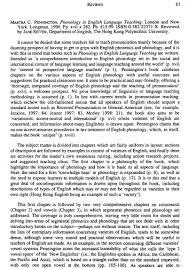 how to write a qualitative research paper penningtonmartha c phonology in english language teaching penningtonmartha c phonology in english language teaching london and new york longman 1996 pp xvii 282 pb 15 99 isbn 0 582 22571 x