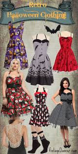 themed clothes retro themed clothing skulls bats spiders cats