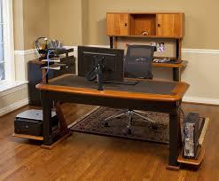 Computer Desks With Storage Artistic Computer Desk Caretta Workspace
