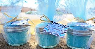 baby shower favors for boy creative ideas of sugar scrub boy baby shower party favors in net