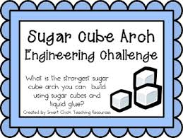 sugar cubes where to buy sugar cube arches engineering challenge project great stem