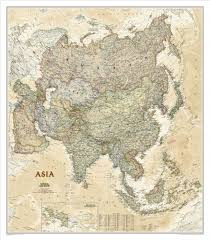 Asia Maps Compare Prices On Maps Europe Asia Online Shopping Buy Low Price