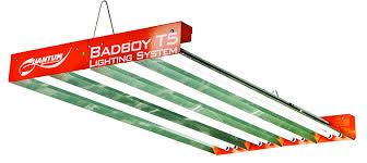 8 T5 Light Fixtures Quantum Badboy 4 8 L Ho T5 Fixture Review T5 Grow Light